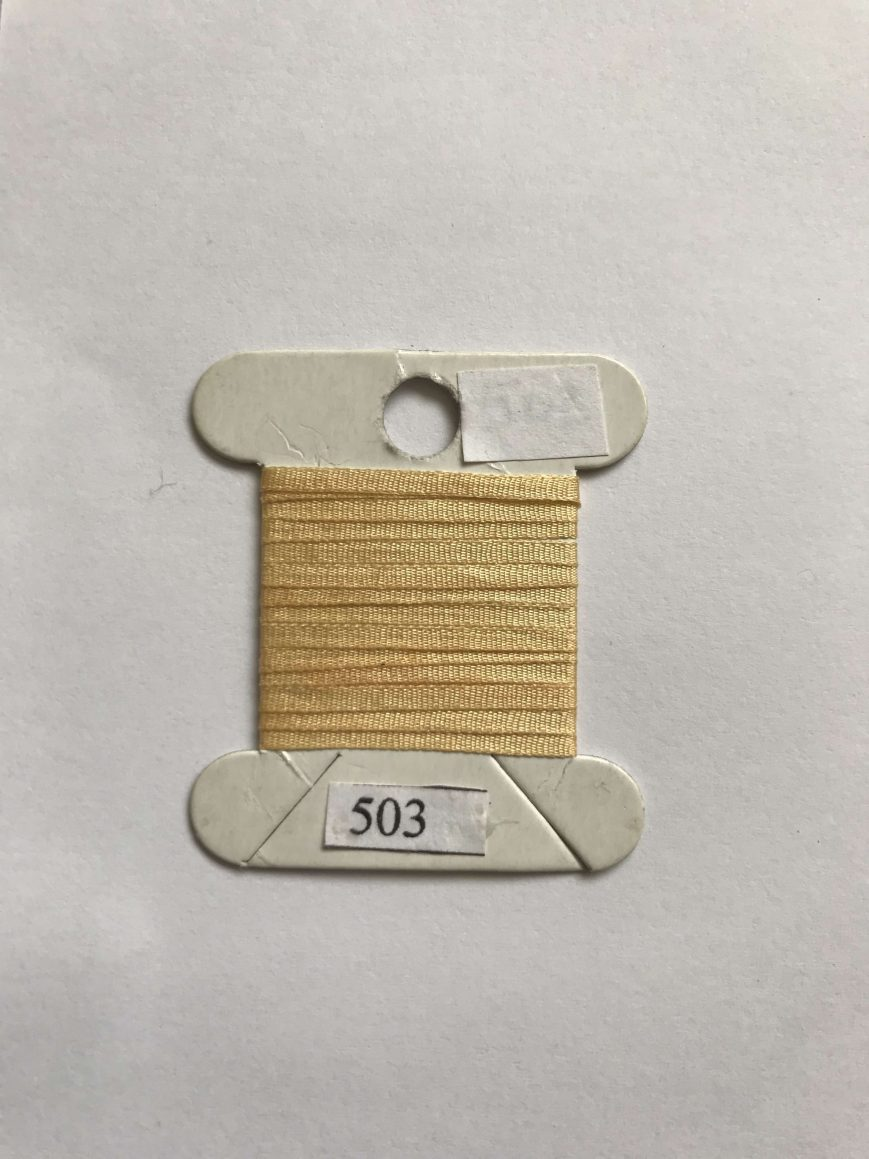 7mm silk ribbon